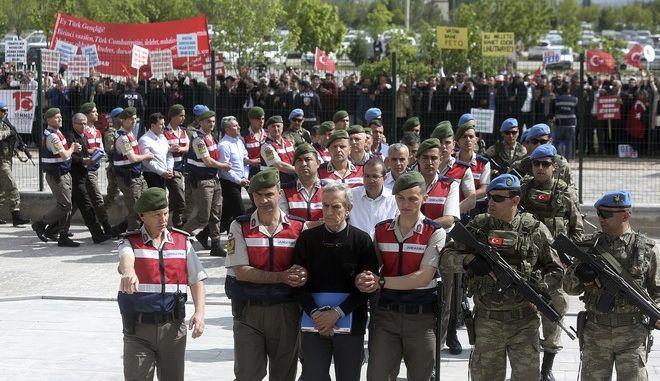 Πραξικόπημα στην Τουρκία