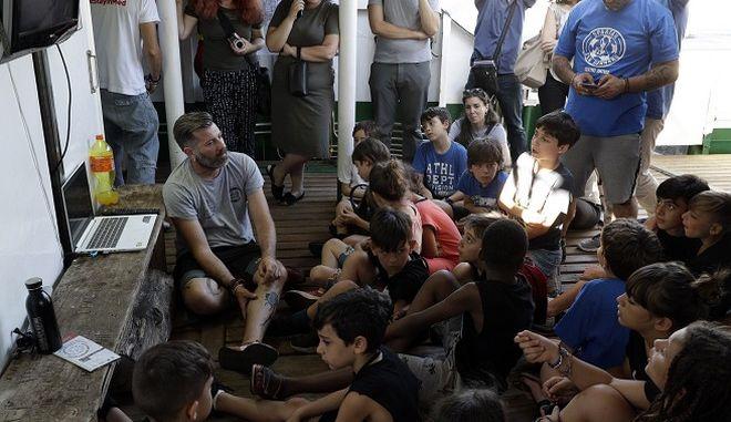 Ιταλία: Το Ευρωπαϊκό Δικαστήριο δεν επέτρεψε τον ελλιμενισμό πλοίου γερμανικής ΜΚΟ