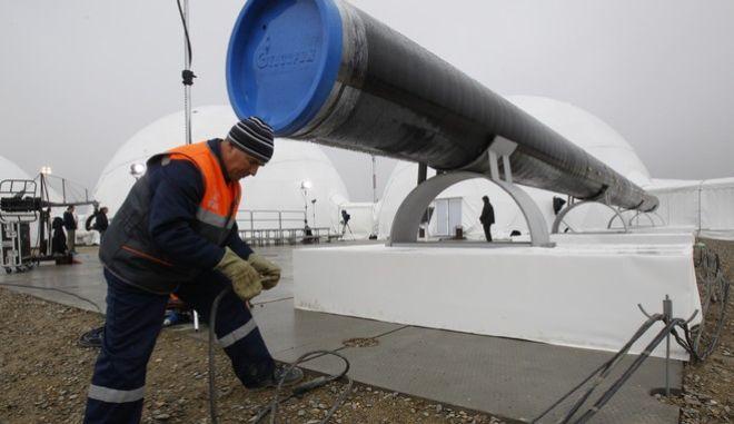 Εργαζόμενος της Gazprom