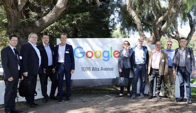 Πρόταση Τζιτζικώστα στη Google να θεσπίσει ως Doodle της 26ης Οκτωβρίου τον Λευκό Πύργο