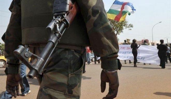 Κεντροαφρικανική Δημοκρατία: Κατ' αρχήν συμφωνία για μια επιχείρηση της ΕΕ