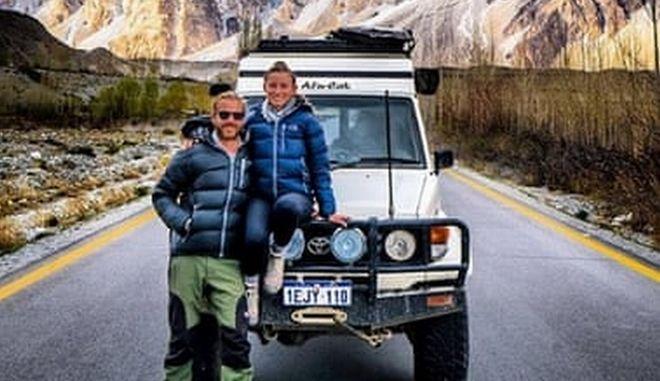 Στη δημοσιότητα τα ονόματα των δύο travel bloggers που συνελήφθησαν στο Ιράν