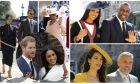 Λαμπερές παρουσίες στο γάμο του πρίγκιπα Χάρι και της Μέγκαν Μαρκλ