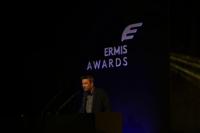 Ο Πρόεδρος της Οργανωτικής Επιτροπής Ermis Awards 2018, Λάζαρος Ευμορφίας