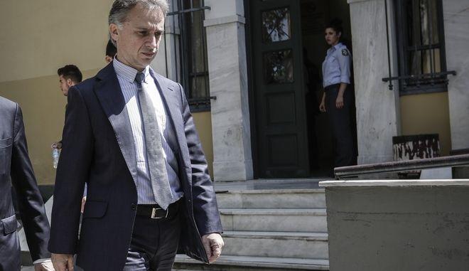 Ο εισαγγελέας Ηλίας Ζαγοραίος