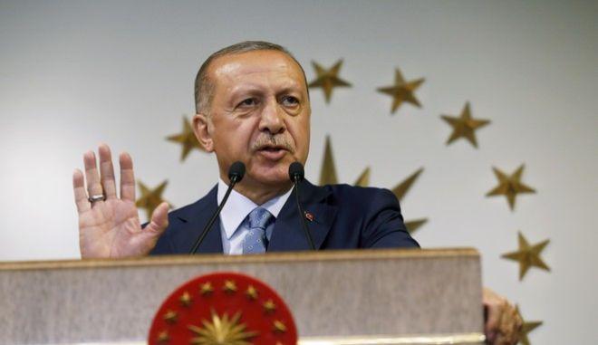 Νέα νίκη Ερντογάν