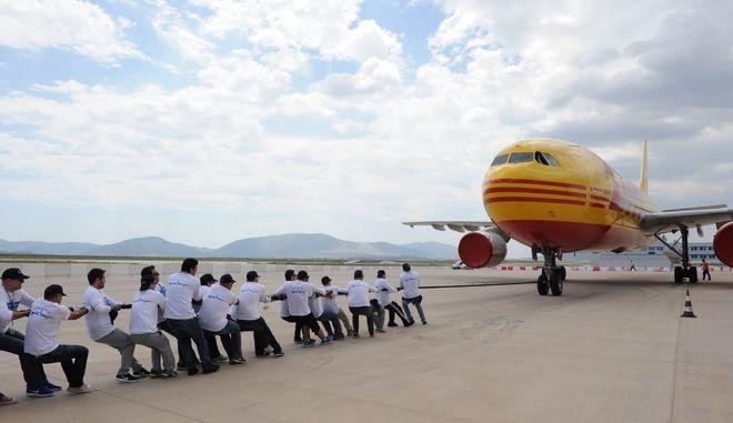 """Το 3οPlane Pull στην Ελλάδα ήταν αφιερωμένο στο """"Χαμόγελο του Παιδιού"""","""