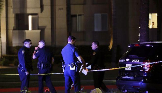 Οικογενειακή τραγωδία στο Σαν Ντιέγκο: Πέντε νεκροί από πυροβολισμούς - Ανάμεσα τους 3 παιδιά