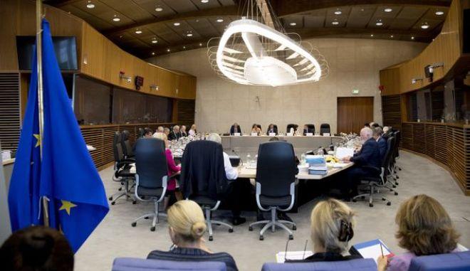 Συνεδρίαση των επιτρόπων της Κομοσιόν