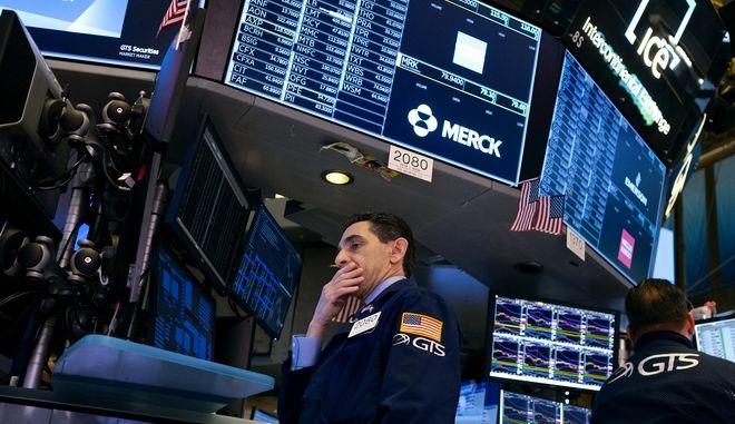 Χρηματιστής στη Wall Street