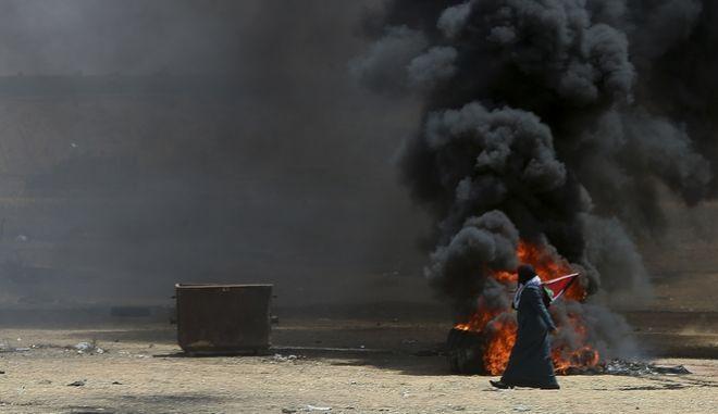 Ένταση στη Λωρίδα της Γάζα