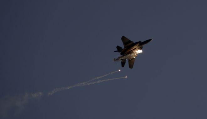 Μαχητικό F-15 της Ισραηλινής Πολεμικής Αεροπορίας