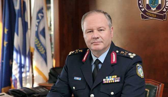 Άρχισαν οι κρίσεις στην ΕΛ.ΑΣ.- Παραμένει Αρχηγός ο Αντιστράτηγος Κωνσταντίνος Τσουβάλας