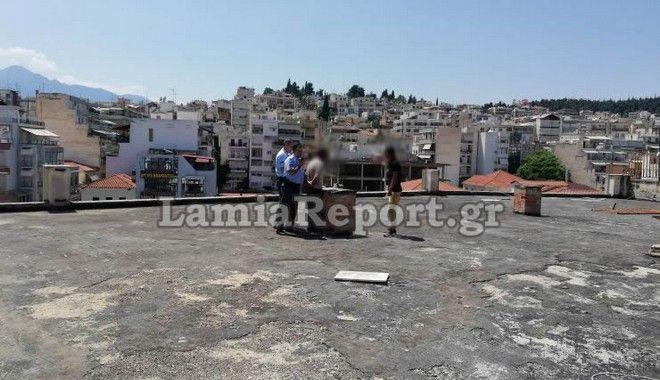Αστυνομικοί έσωσαν άνδρα που ήθελε να αυτοκτονήσει στη Λαμία