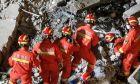 Κίνα: Κατάρρευση τμήματος ξενοδοχείου - Στους 17 οι νεκροί