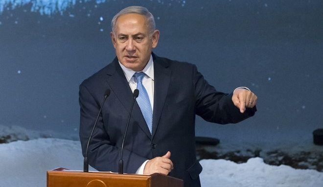 Νετανιάχου: Θα συνεχίσουμε να υπερασπιζόμαστε το Ισραήλ απέναντι στο Ιράν