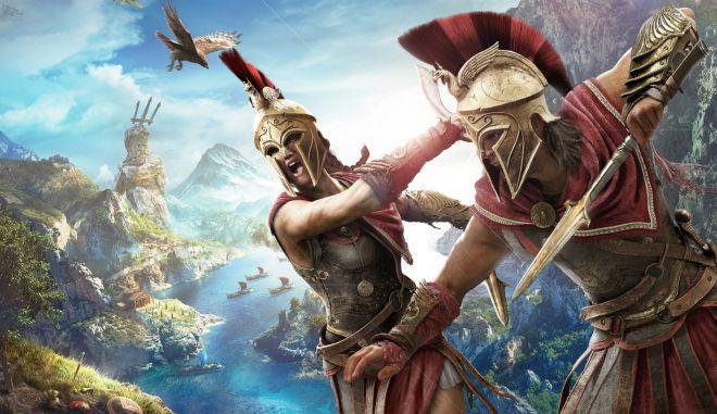 Το Assassin's Creed Odyssey μιλάει αρχαία ελληνικά