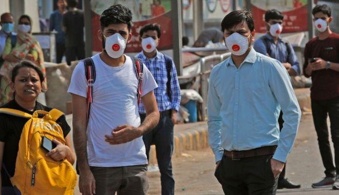Κορονοϊός: Ξεπέρασαν τους 14.000 οι νεκροί στην Ινδία