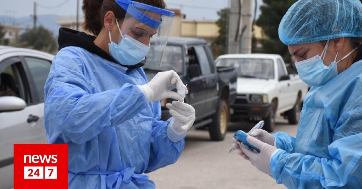 Κορονοϊός: 3.491 νέα κρούσματα σήμερα στην Ελλάδα και 67 νεκροί – Ρεκόρ με 755 διασωληνωμένους – Υγεία