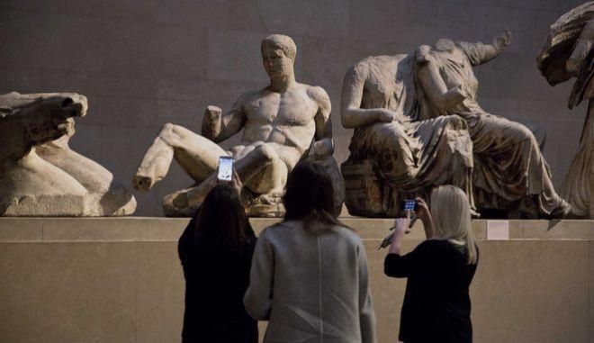 Αρχαία Ελληνικά εκθέματα στο Βρετανικό Μουσείο