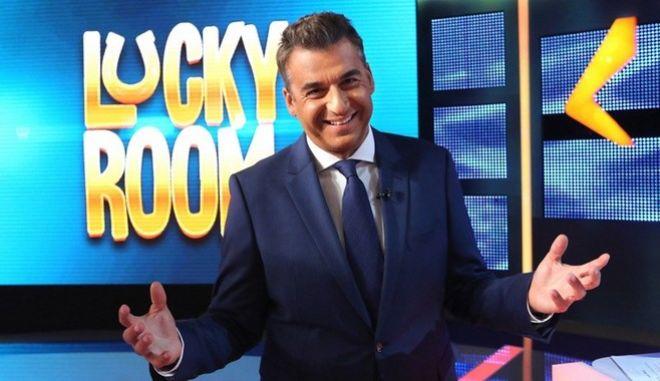 Lucky Room: Ο Λιάγκας σάρωσε στην τηλεθέαση με το καλησπέρα