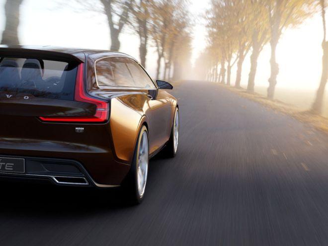 Volvo Concept Estate. Ένα σαγηνευτικό στέισον βάγκον