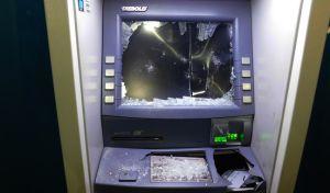 Βάρκιζα: Ανατίναξαν ΑΤΜ αλλά έφυγαν χωρίς τα χρήματα