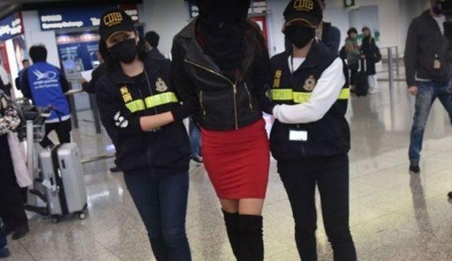 Χονγκ Κονγκ: Καταπέλτης ο εισαγγελέας κατά του μοντέλου με την κοκαΐνη