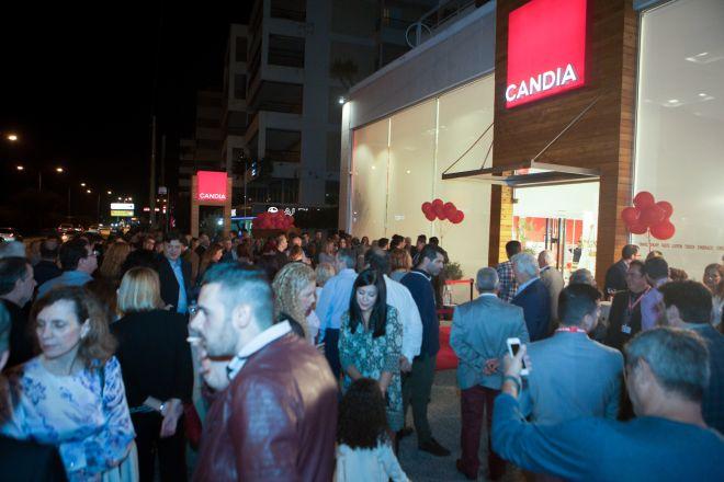 Το πρότυπο νέο κατάστημα της CANDIA στον Άλιμο φέρνει την Μεσόγειο πιο κοντά από ποτέ!