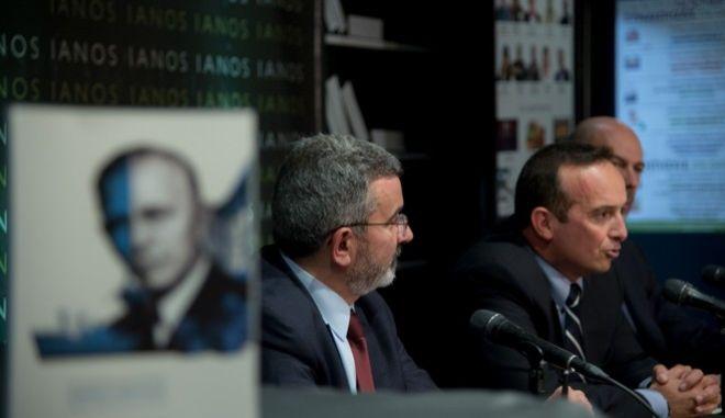 Αλ. Κωστόπουλος: Το 'Σχέδιο Μάρσαλ' τότε και σήμερα