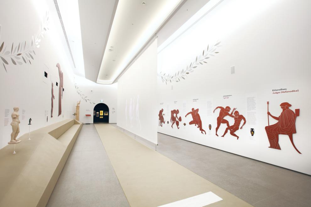 Μπήκαμε στο καινούριο μουσείο της Αθήνας