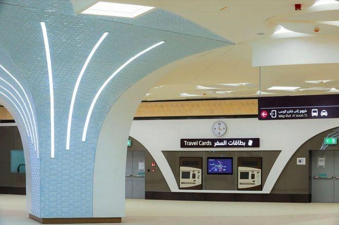 Με την υπογραφή της ΑΚΤΩΡ η Χρυσή Γραμμή του Μετρό της Ντόχα