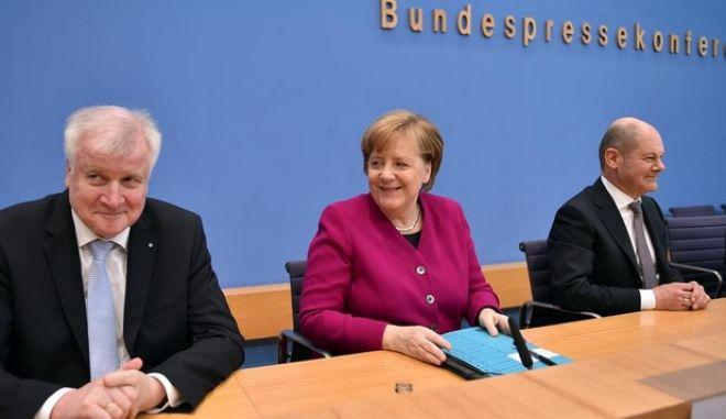 Τα νέα πλάνα της Μέρκελ για την Ευρωζώνη