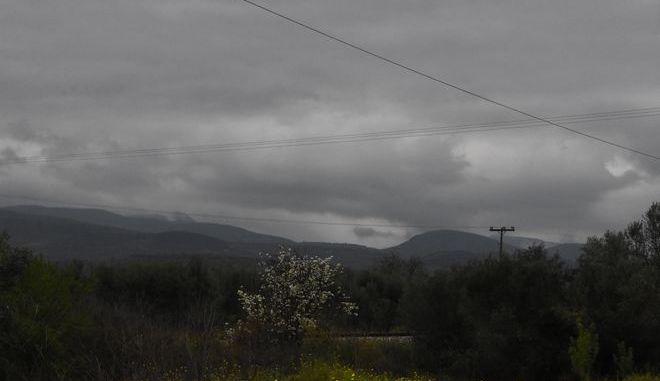 Βροχή στην Αργολίδα