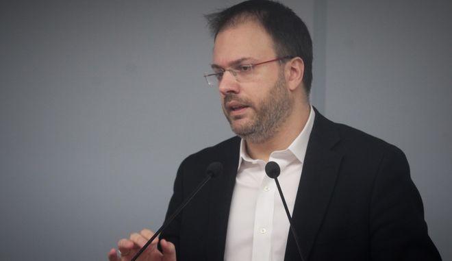 Θανάσης Θεοχαρόπουλος, πρόεδρος της ΔΗΜΑΡ
