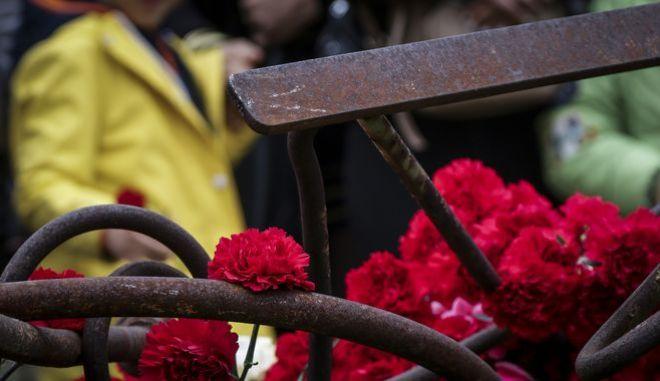 Εκδηλώσεις για τον εορτασμό της 45ης επετείου απ' την εξέγερση του Πολυτεχνείου