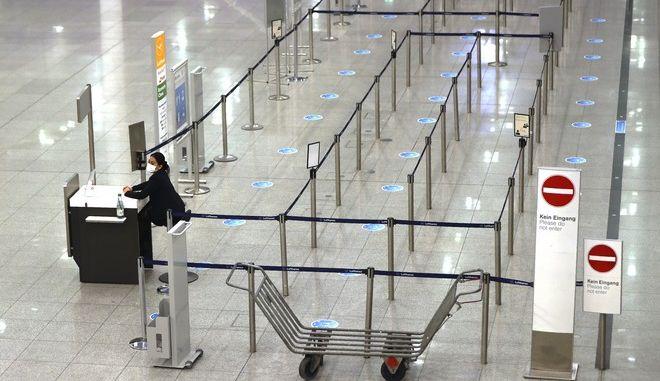Αεροδρόμιο στο Μόναχο, Γερμανία
