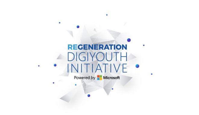 H Microsoft Ελλάδας και το ReGeneration παρουσιάζουν την πρωτοβουλία DigiYouth
