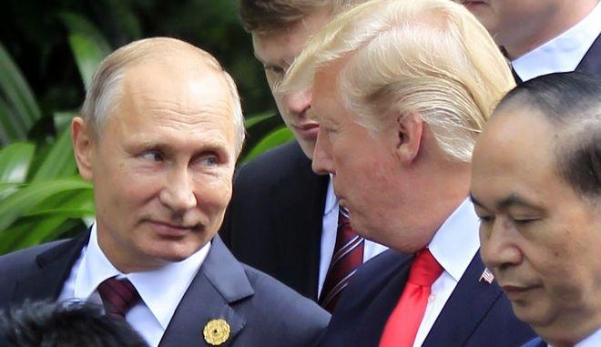 Ο διάλογος με τον Τραμπ μπορεί να είναι εποικοδομητικός δήλωσε ο Πούτιν