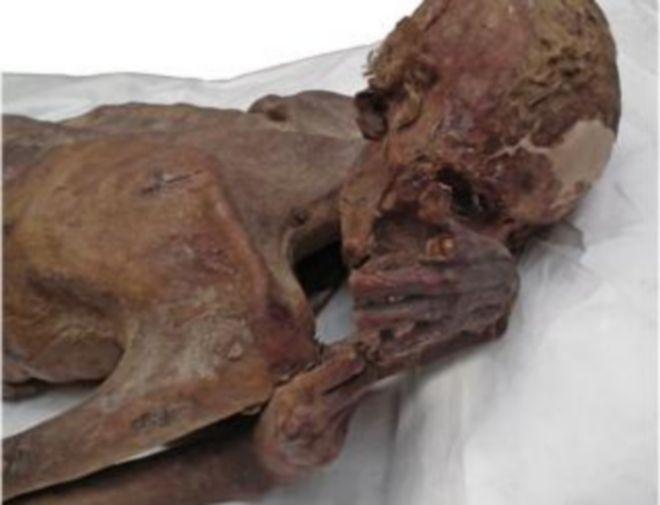 Ανακαλύφθηκαν τα αρχαιότερα τατουάζ στον κόσμο