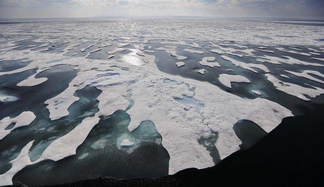 Εικόνα από την Ανταρκτική