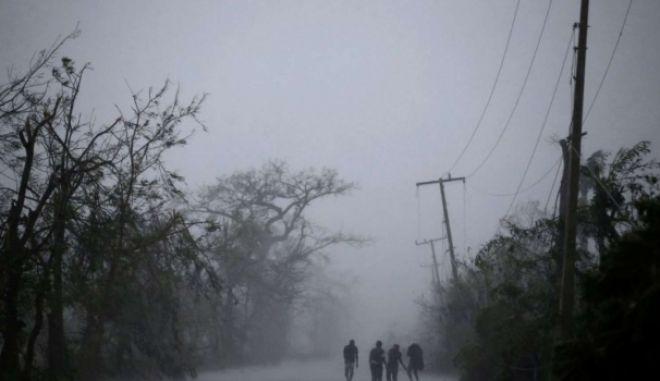 Ο τυφώνας Μάθιου τσάκισε τη NASA