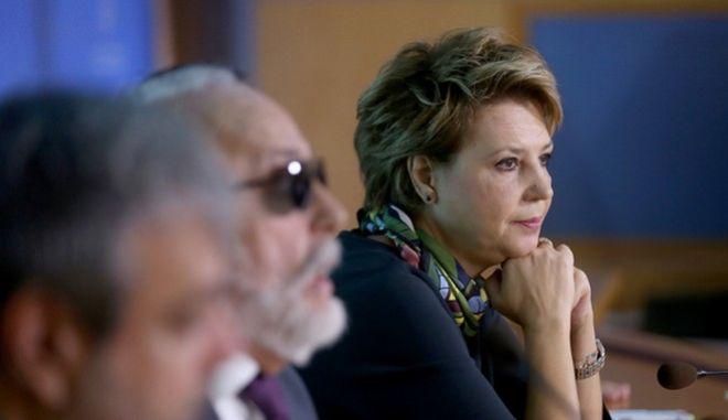 """Όλγα Γεροβασίλη: """"Η Ελλάδα επέστρεψε δυναμικά στο διεθνές προσκήνιο ως αξιόπιστος συνομιλητής"""""""