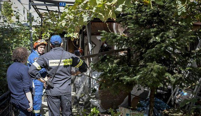 Έκρηξη σε μονοκατοικία στα Γιάννενα