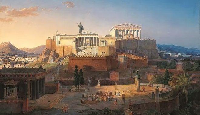 Ο ιός Έμπολα, χτύπησε την Αθήνα του Περικλή;