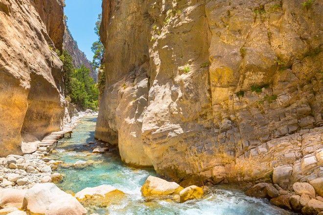 Ράφτινγκ και canyoning στα φαράγγια της Ελλάδας
