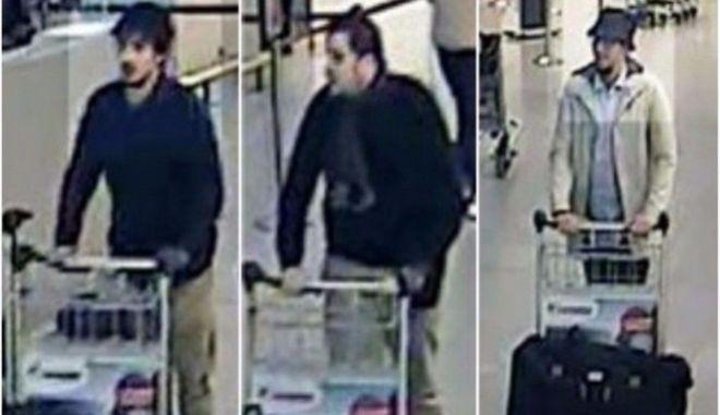 Le Soir: Δημοσιογράφος ο τρίτος δράστης των επιθέσεων στο αεροδρόμιο Βρυξελλών