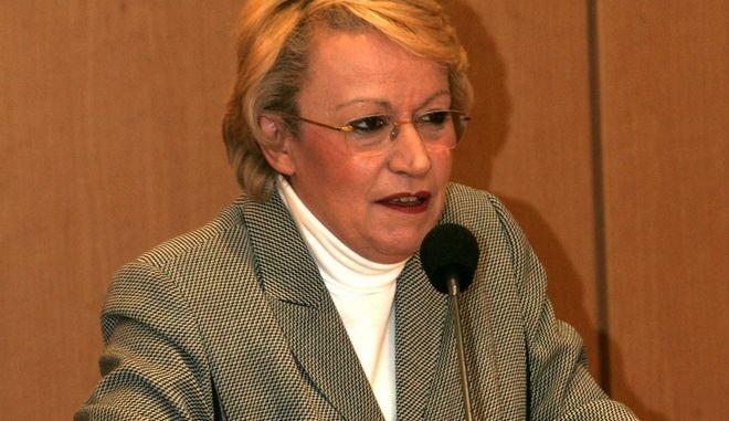 Η δημοσιογράφος Έννυ Μαγιάση.