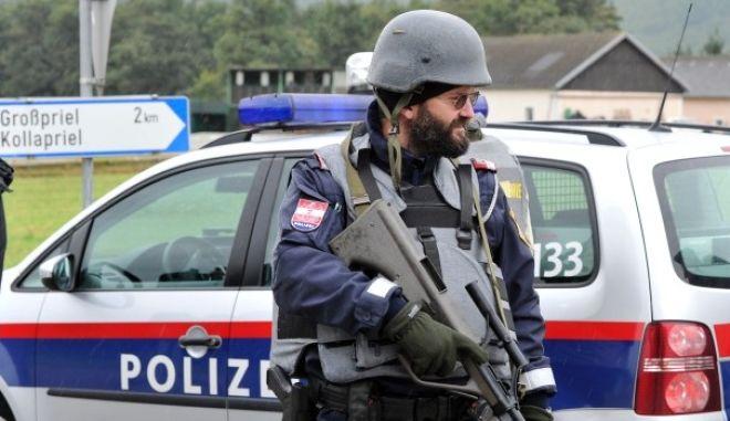 Συναγερμός στην Αυστρία: Η αστυνομία της Βιέννης προειδοποιεί για επίθεση