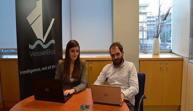 H ελληνο-κυπριακή VesselBot 'ρίχνει άγκυρα' στο Ρότερνταμ